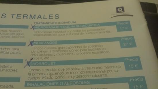 Paracuellos de Jiloca, España: No valen nada la pena