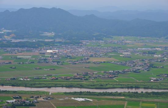 Mt. Tabushi: 眺め