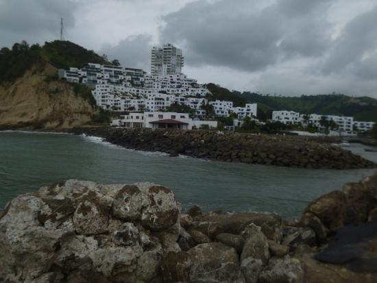 Sua, Ecuador: TOMA HACIA CASA BLANCA