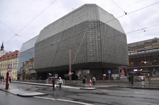 Laterna Magika building - プラ...