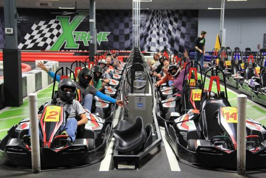 Xtreme Racing and Enertainment
