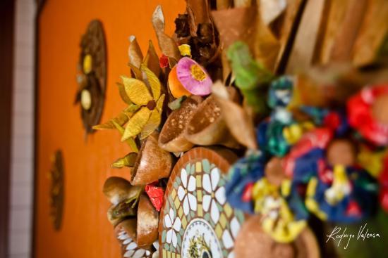 Pousada Fortaleza: Ambiente cultural!