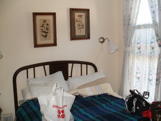 Bridge Street Inn: Notre chambre