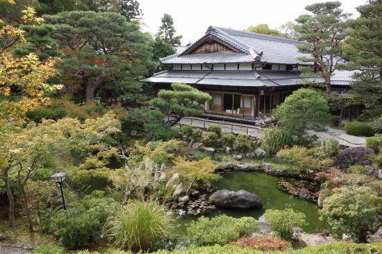 Isuien Water Body Picture Of Isuien Garden Nara