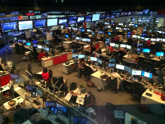 cnn newsroom picture of cnn studio tours atlanta