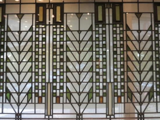 Corning, Νέα Υόρκη: Frank Lloyd Wright Glass