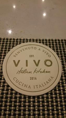Bread picture of vivo italian kitchen orlando tripadvisor for Vivo italian kitchen