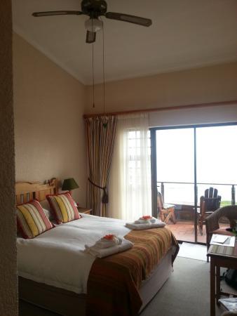 Dana Bay, Sydafrika: tolle Zimmer mit super Aussicht