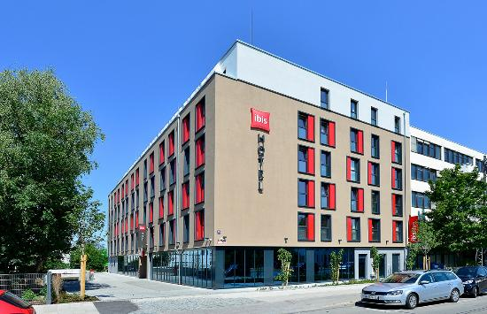 Ibis Hotel City West Munchen