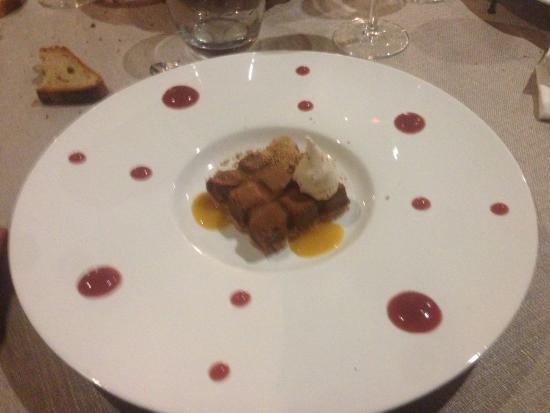 Saint Lieux les Lavaur, France : Dessert