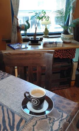 Mokka Coffeehouse: Visit -- 21NOV2015.