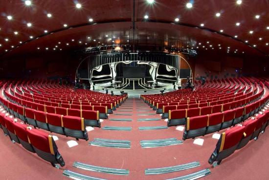 Sala Auditorium Picture Of Madrid Marriott Auditorium