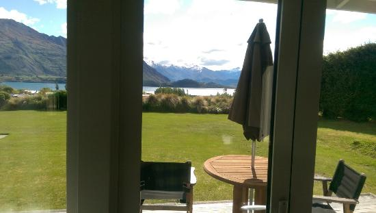 Beacon Lodge : View from the room!
