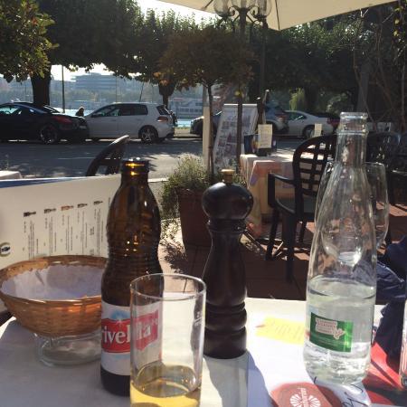 Ristorante al Pozz: Table setting