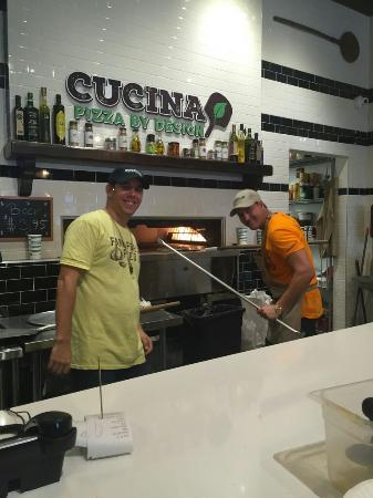 Cucina Pizza by Design - Picture of Cucina Pizza by Design, West ...