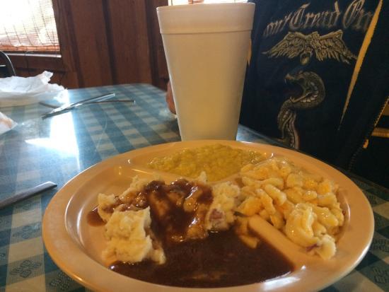 Townsend, GA: Best buffet around