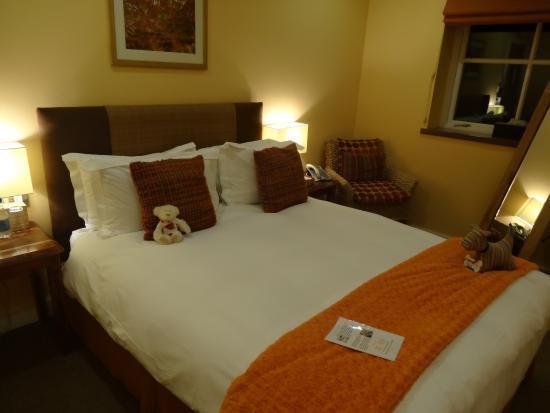 Woodlands, UK: Our Bedroom