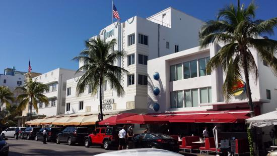 Blue Moon Hotel Autograph Collection Hotell Ocean Drive Miami Beach