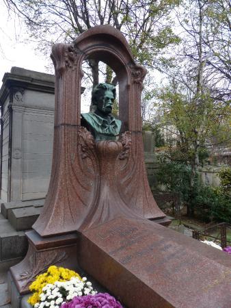 Paris, France: Emile Zola