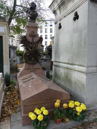 Paris, France: Offenbach