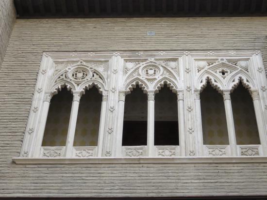 Arco del Deán: detalle
