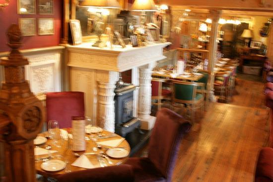 Ardglass, UK: curran's restaurant