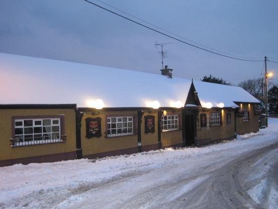 Curran's Bar & Seafood steak House: christmas @currans