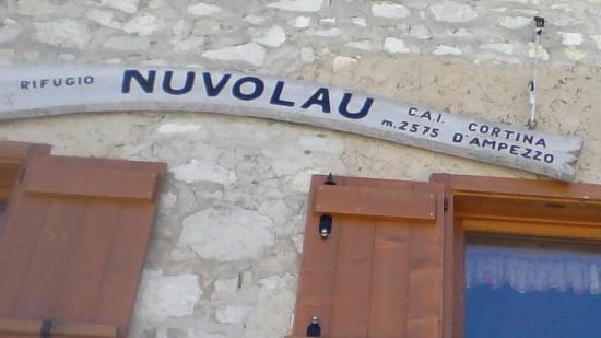 Rifugio Nuvolau Restaurant