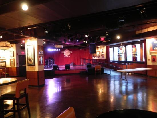 Hard Rock Cafe Faneuil Hall Boston
