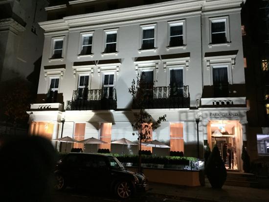 Exterior picture of park grand london lancaster gate for 13 14 craven terrace lancaster gate london