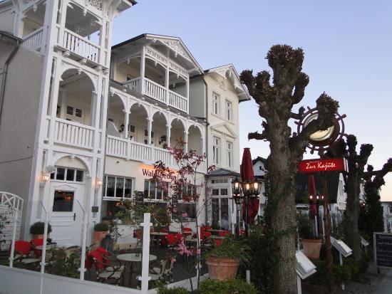 Hotel Waldfrieden: Hotel view