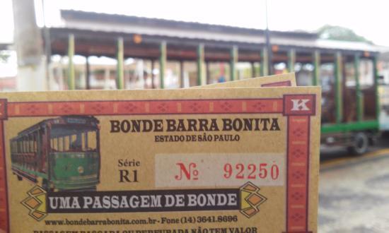 Bonde Barra Bonita