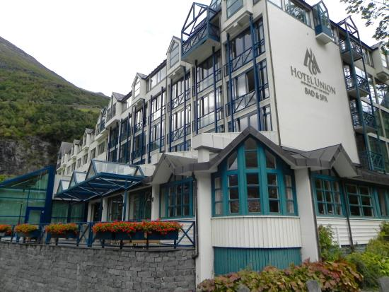 The Hotel Union Geiranger