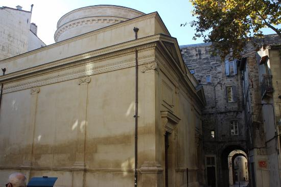Synagogue d'Avignon : Avignon Synagogue, Oct 2015