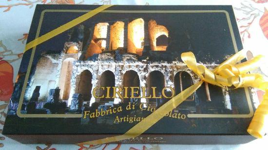 Fabbrica Di Cioccolato Ciriello