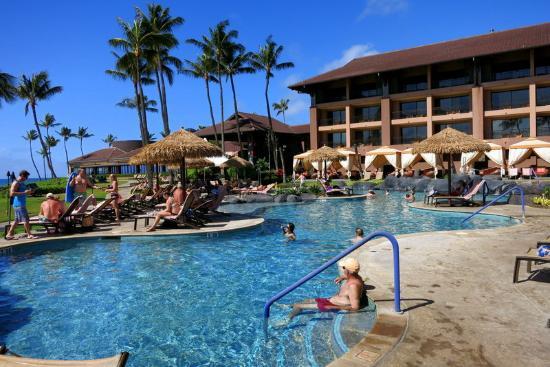 Sheraton Kauai Resort Pool