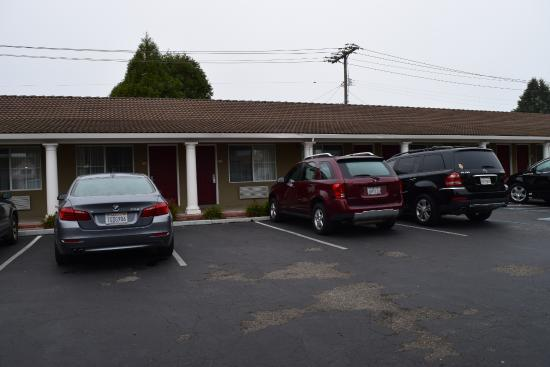 Sunset Inn: Quartos terreos