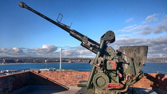 Weymouth, UK: Nothe Fort