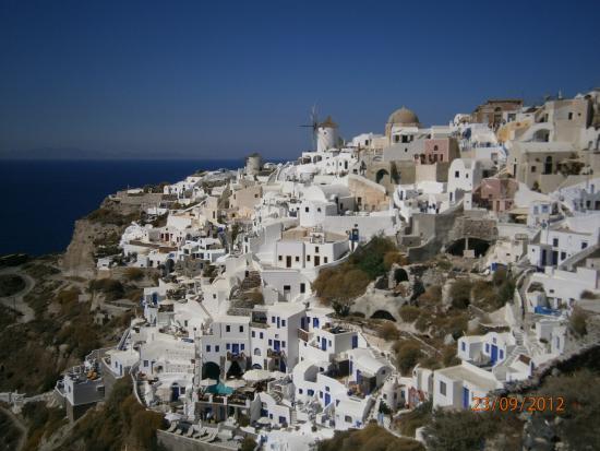 سانتوريني, اليونان: blessed by the God, Santorini, a spectacular island, for destination events
