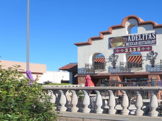 Adelitas Restaurant Outside