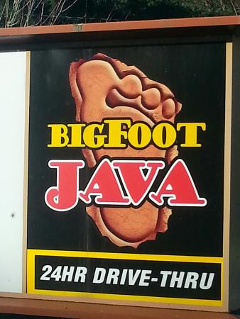 Big Foot Java