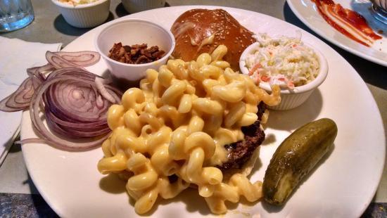 Landmark Diner : dirty burger, 3rd time around