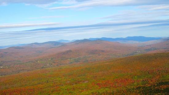 Γουάιτφιλντ, Νιού Χάμσαϊρ: Panoramic views...