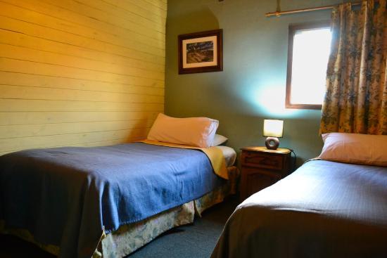 Hosteria Lago Viedma: Habitacion Twin