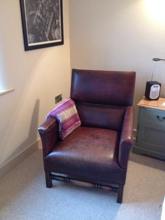 Bishop Thornton, UK: Stylish armchair