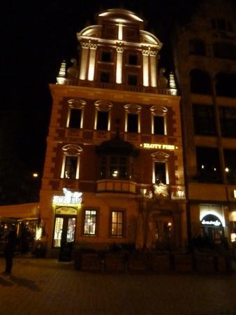 Browar Złoty Pies - Restaurant