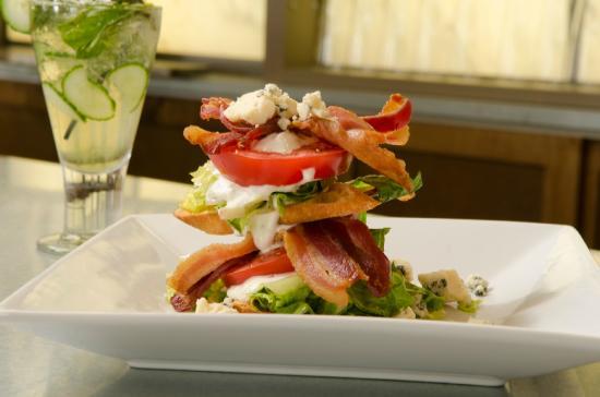 Dorset, VT: BLT Salad
