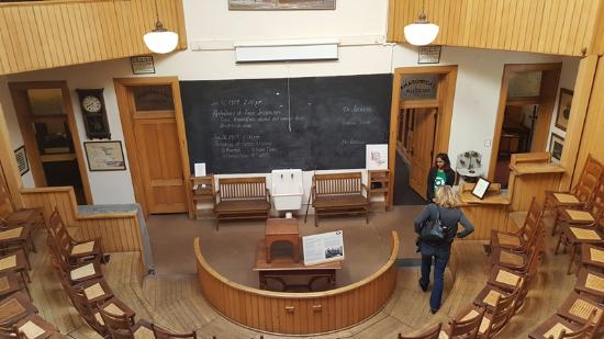 Indiana Medical History Museum: Amphitheater