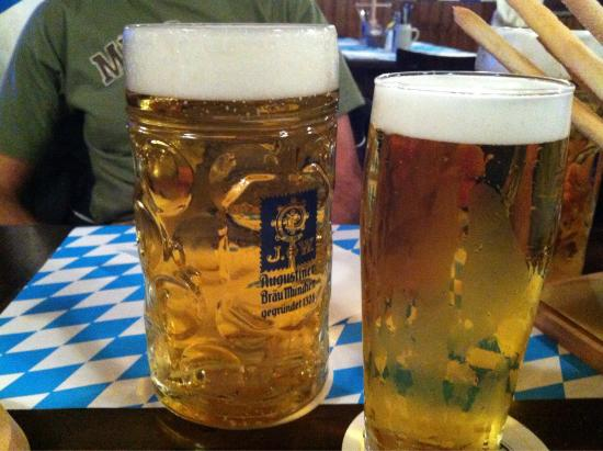 Bach Stube: Birra octoberfest