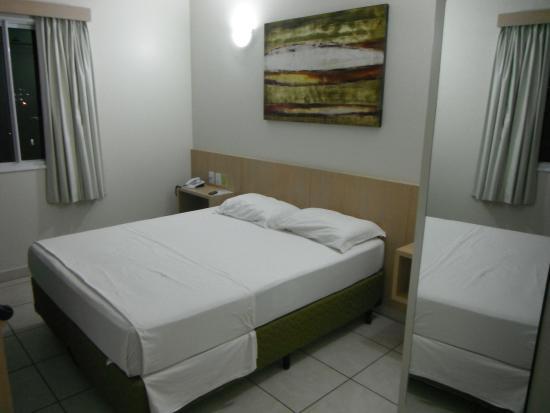 Savana Hotel: Cama